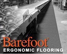BAREFOOT®  ERGONOMIC FLOORING - CUSTOM LENGTHS