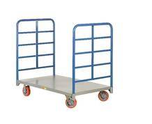DOUBLE END RACK PLATFORM TRUCK